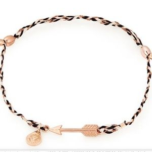 Alex and Ani Expandable Bracelet with Arrow